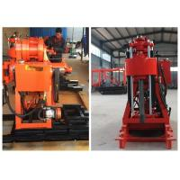 Buy cheap Mobile Mining Underground Water Well Core Drilling Rig 16.2kw Power 1 Year from wholesalers