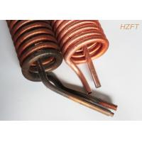Best ISO Outer Dia 19.05MM Finned Tube Coils Copper or Copper Nickel wholesale