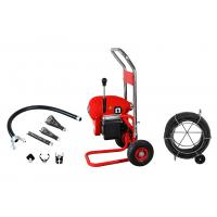 Best Vertical Electric Drain Cleaning Machine Portable With Wheels wholesale
