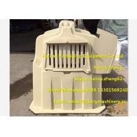 Buy cheap Farm Equipment Steel Fence Plastic Dairy Calf Housing With Feeding Bucket from wholesalers
