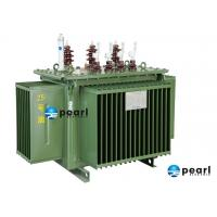 Best Pole mounted ONAN / Oil Immersed Distribution Transformer / Auxiliary Transformer wholesale