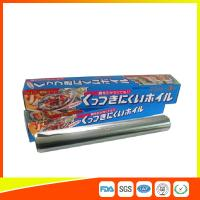Best OEM Kitchen Aluminium Foil Roll Food Grade For Cooking / Freezing wholesale