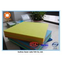 Interior Decorative Sound Absorbing Fabric Wall Panel With Polyester Fabric
