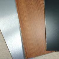 Best Brushed Finish Stainless Steel Composite Panel Exterior Wall Cladding Designs wholesale