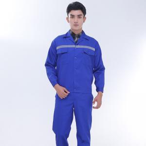 Best Plus Size Dirt proof Outdoor Work Uniforms For Repairman wholesale