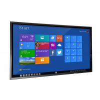 Best University Teaching Flat Touch Screen Monitor , 70 Inch Learning Monitor Mit Touchscreen wholesale