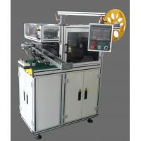 Armature fiber inserting machine wedge fillers insulation wedge placement machine for sale