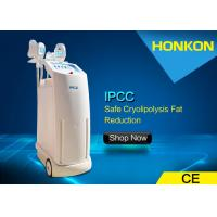 Quality Fat Freezing Cool Sculpting Cryolipolysis Slimming Machine For Fat Reduction wholesale