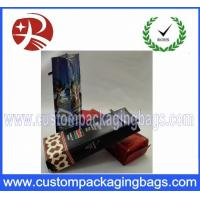 China Ziplock Top Side Gusset Quad-Sealed Coffee Bean Packaging Resealable coffee bag on sale
