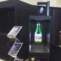 Buy cheap Hologram Display Technology Holographic Display Showcase Holocube For Shop from wholesalers