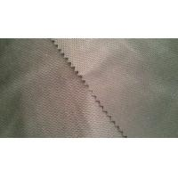 Plain Dyed Breathable Double Knit Fabric , Bag or Office Chair Air Mesh Fabric