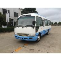 Best Custom Made Coaster Minibus With CE , Tourist Passenger Cars wholesale