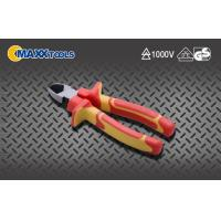 Buy cheap Multi Function Precision VDE Hand Tools , Homeuse 6'' Diagonal Cut Pliers from wholesalers