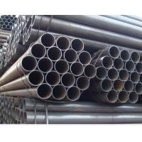 Best No Break Metal High Frequency Welded Pipe 0.25mm - 2.5mmthickness Anti Rust wholesale