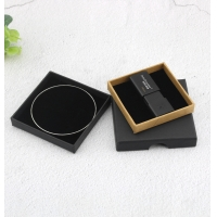 China 500g Load Kraft Paper Gift Boxes CMYK Flat Pack Kraft Boxes With Lid for sale