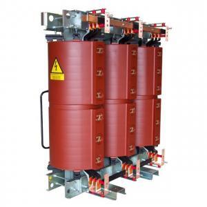 Best 30-4000kVA Dry Type Transformer , Vacuum Cast Resin Transformer SCB 500 wholesale