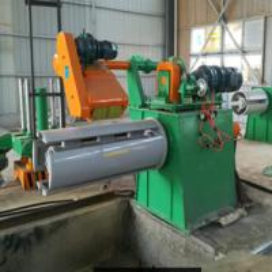 China Automatic Metal Slitting Line Machine , Cut To Length Line Machine High Speed on sale