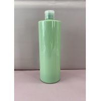 China 0.55 Liter Empty Hand Pump Bottle , Cosmetic Pump Bottles for sale