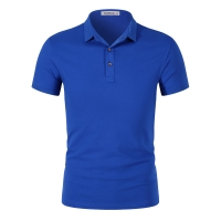 Best Polo T Shirt With Custom Printing Custom Embroidered Logo Multiple Colour wholesale