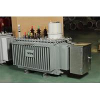 Best High Impedance Amorphous Alloy Transformer 10kV - 35kV Three Phase Energy Saving wholesale