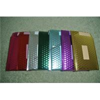 Best Recyclable Metallic Glamour Bubble Mailers , Durable Padded CD Mailers 175x165mm wholesale