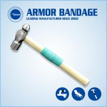 Fix Breakage Leaky in 30 Minutes Resist 50 Bar Pipe Repair Bandage for sale