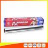 Best Customized Kitchen Aluminium Foil Roll Food Grade , Aluminium Wrapping Paper wholesale