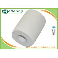 White Colour synthetic cotton elastic finger wrapping bandage Wrist Protection Fixation Tape for wound dressing for sale