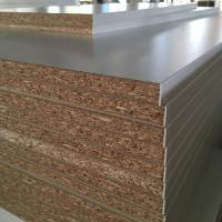 Best High Strength Melamine Faced Chipboard , Melamine Chipboard Sheets Quick Delivery wholesale