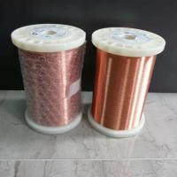 Best 0.023mm Self Solderable Enameled Magnet Wire Ultra Thin Copper Wire With UL Certificated wholesale
