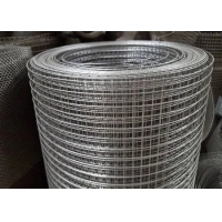 China 1 X 2 PVC Coated Hot Galvanized Welded Iron Wire Mesh for Fencing for sale