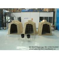 Buy cheap PE Material House Best Isolation Room Calf Shelters 2200 * 1200 * 1400 Mm from wholesalers
