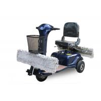Buy cheap High Speed Dust Cart Scooter For Large Shopping Mall / Training Platform from wholesalers