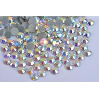 Best Shoes / Garment Loose Hotfix Rhinestones Extremely Shiny High Color Accuracy wholesale