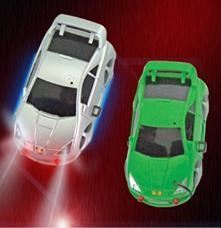 Cheap Mini car style toy walkie talkie>>OM-218 for sale