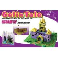 Best DIY Layout Castle Model Kits wholesale