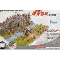 Best DIY Layout Ancient wall Model Kits wholesale