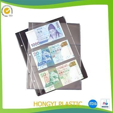 Cheap coin album page for sale