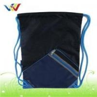 Best Outdoor Bag Customized Drawstring Backpack Gym Bag wholesale