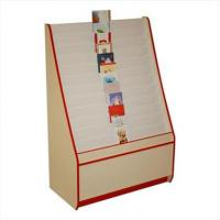 Best 12 Tier Fixed End Budget Greeting Card Stand CO2 wholesale
