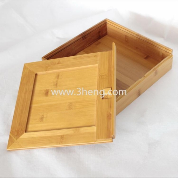 Cheap Bamboo gift box for sale