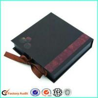 Best Book Shape Black Chocolate Cavity Box wholesale