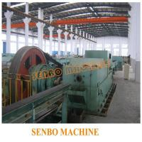 China Seamless Metal Alloy Steel Pipe Automatic Ring Die Cold Pilger Mill Machine on sale