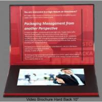 Best 10 inches Video Brochures Invitation Cards wholesale