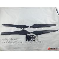 "Best 22*70inch 22"" Carbon fiber folding propellers 22inch composite carbon props for Agricultura wholesale"