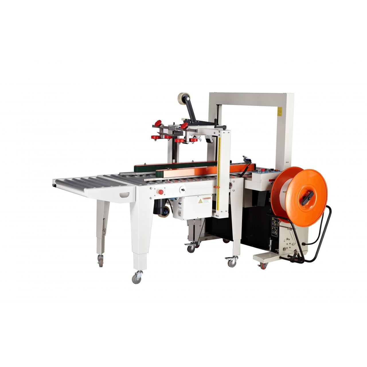 Best automatic tape sealing & belt strapping machine wholesale