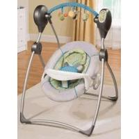 Best Flitter Cozy Comfort Musical Swing by Carter's wholesale