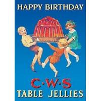 Best Culture HAPPY BIRTHDAY TABLE JELLIES wholesale