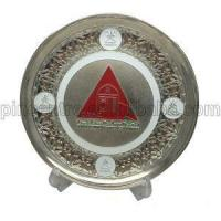 Best Silver Trophy Plates Stand wholesale