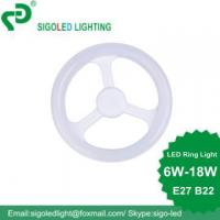 Buy cheap SIGOLED-E27 LED Circular Tube 18W - from wholesalers